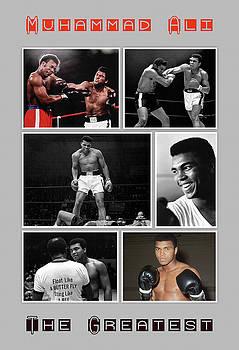 Muhammad Ali by Big 88 Artworks
