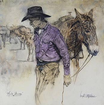 Mule Skinner by Virgil Stephens