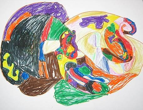 Multi Colors by Tejas Veer Chadha
