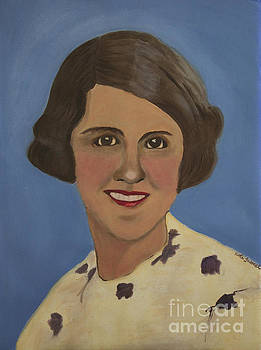 Mother 1940 by Kate Farrant