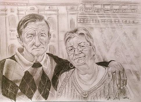 Mum and dad II. by Agnes V