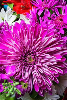 Mum Bouquet by Garry Gay