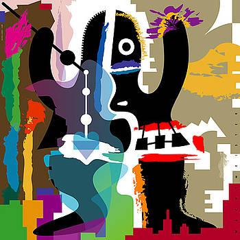 Mumbo Jumbo by Bernd Wachtmeister