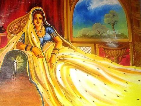 Xafira Mendonsa - Mumtaz Mahal wife of Shah Jahan