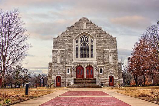 Munger-Wilson Chapel by Tammy Chesney