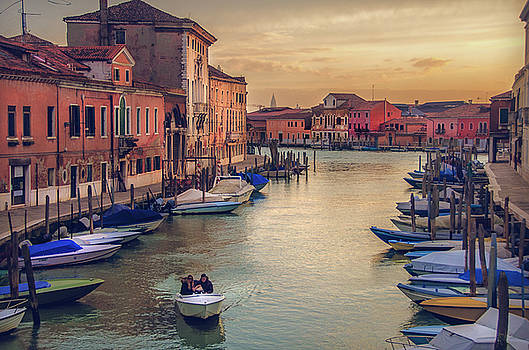 Murano Late Afternoon by Brian Tarr
