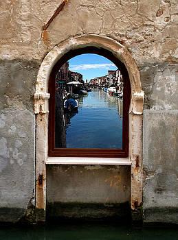 Murano Reflection by Christina Knapp