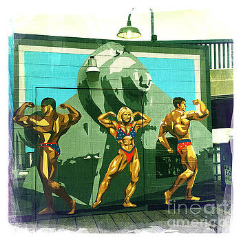 Muscle Beach by Nina Prommer
