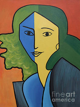 Muse for Matisse by Barbara McMahon