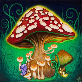 Mushroom Magic by Jennie MacMillan