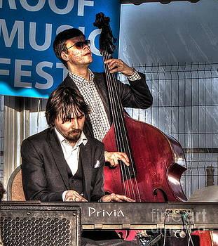 Music Band by Yury Bashkin