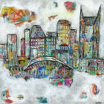 Music City Dreams by Kirsten Reed