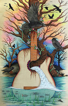 Music is My Nature by Julie Oakes