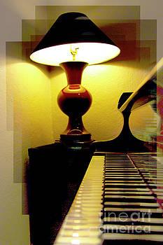 Music Lights Up The World by Al Bourassa