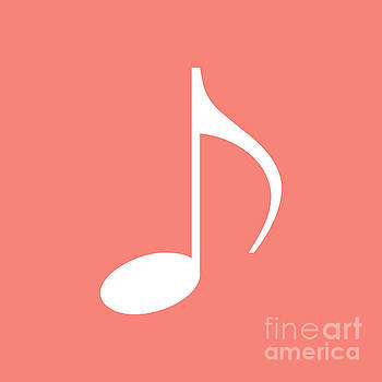 Music Note by Janelle Tweed
