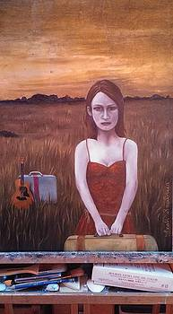 Leah Saulnier The Painting Maniac - Music Traveler not sure of this title
