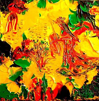 Musical Fall by Carmen Doreal