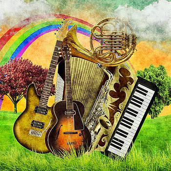 Musical Wonderland by Ally White