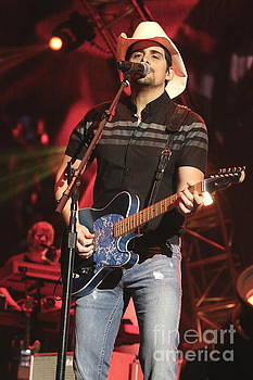 Musician Brad Paisley by Front Row Photographs