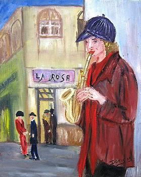 Musician by Doris Cohen