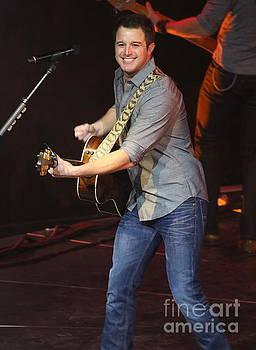 Musician Easton Corbin by Concert Photos