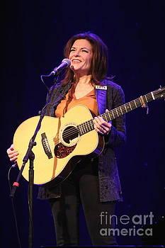 Musician Rosanne Cash by Front Row Photographs