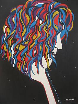 Musician by Sandra McHugh