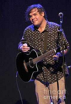 Musician Will Bradford  by Concert Photos