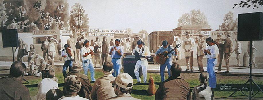 Musicians and the Impromptu Tenor by C Robert Follett