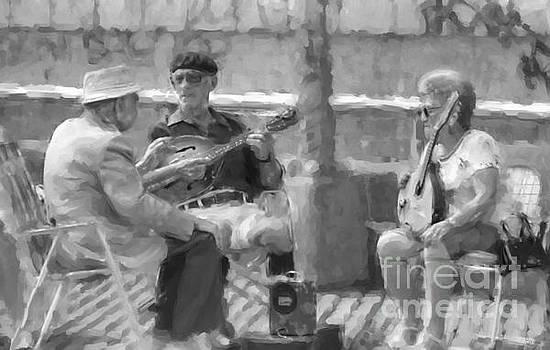 Jeff Breiman - Musicians On The Boardwalk