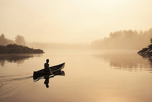 Muskoka Morning by Karl Anderson