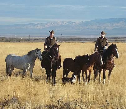 Mustang 'n' Cowboys by Janey Loree