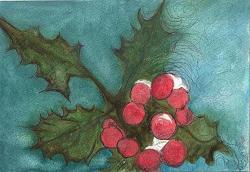 Muzzy's Holly by Denise Marie Johnson