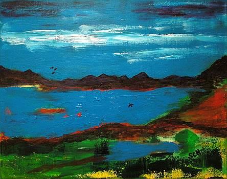 My Blue Heaven by Scott Haley