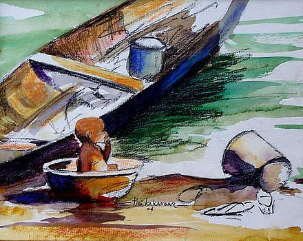 My Boat by Timi Kakandar