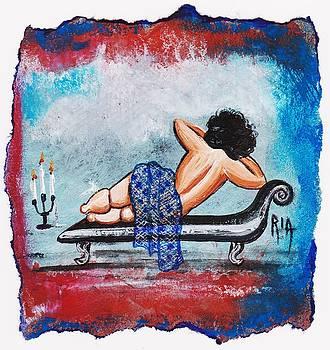 My Blues by RiA RiA