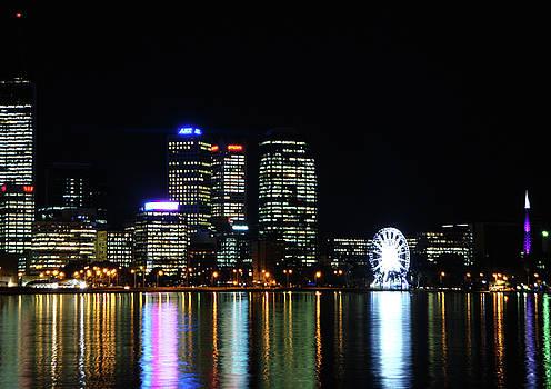 My City  Perth by Kelly Jones