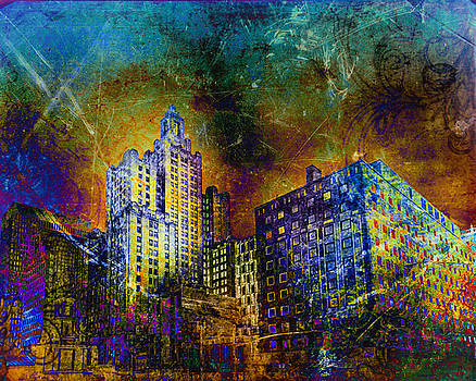 My City Providence by Jerri Moon Cantone