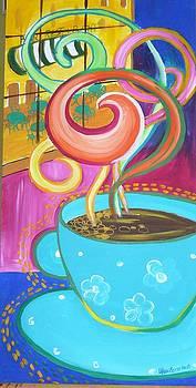 My coffee by Marilena  Pilla