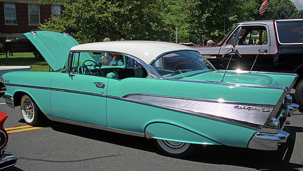 My Favorite Car by Gerald Mitchell