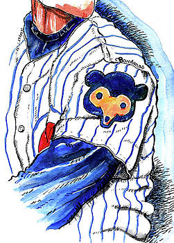 My Favorite Chicago Cub by Terry Banderas