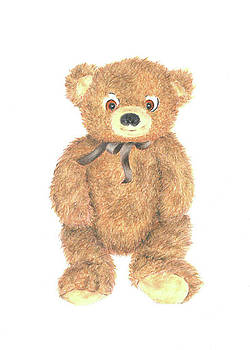 My Friend - Bear by Troy Levesque