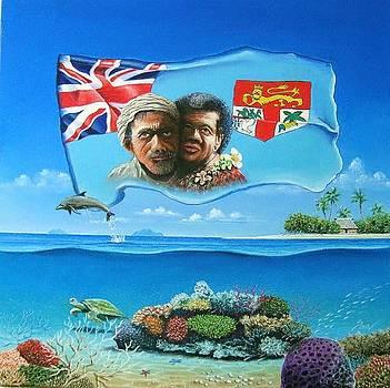 My Fiji Our Fiji by Pravin  Sen