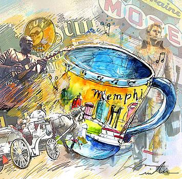 Miki De Goodaboom - My First Memphis Mug