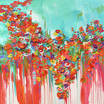 May Flowers by Joan Carver