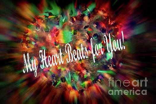 My Heart Beats for You by Karen Adams