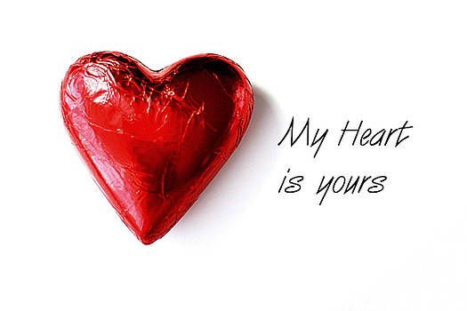 My heart is yours by Fir Mamat