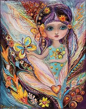 My little fairy Pearlie by Elena Kotliarker