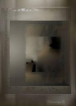 My little hazy window by Ines Garay-Colomba