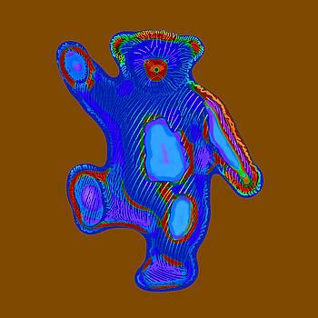 My Magical Teddy Bear by Joy McKenzie